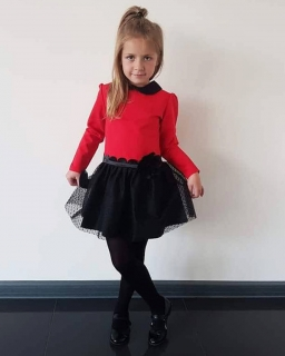 Świąteczna-sukienka-dla-dziewczynki