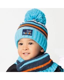 Zestaw-dla-chłopca-czapka-i-szalik