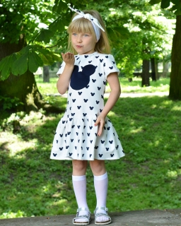 Bawełniana-sukienka-w-myszki