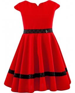 Sukienka-dla-dziewczynki-z-koronką