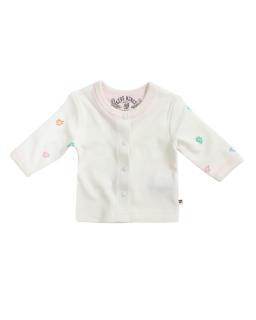Bluzka dla niemowlaka, z bawełny, długi rękaw, blouse for baby, cotton