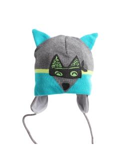 Czapka dla chłopaka, na zimę, Hat for boy for winter