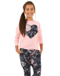 Bluza dla dziewczynki, sportowa, Sweatshirt for girl, sporty, sklep