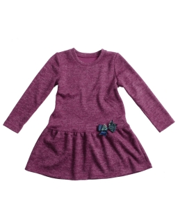 Sukienka dla dziewczynki, dress for the girl, dzianinowa sukienka