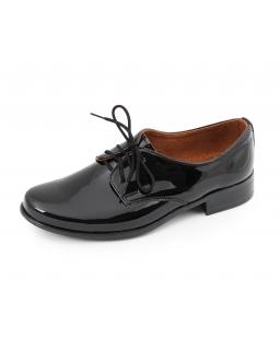 Lakierowane półbuty dla chłopca, shoes for the boy, sklep internetowy