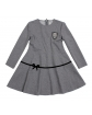 Sukienka dla dziewczynki, dresowa, dress for girl, jeans, sweatshirt