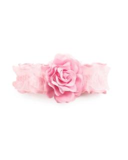 Niemowlęca opaska na gumce LP24 Róż