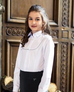 Bluzka dla dziewczynki, koszula, blouse for girl, sklep internetowy