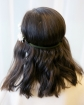 Subtelna opaska do włosów OW086