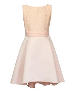 Sukienka pokomunijna dla dziewczynki, Communion dress for a girl,
