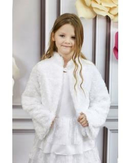 Bolerko dla dziewczynki, komunijne, Jacket for the girl, communion,