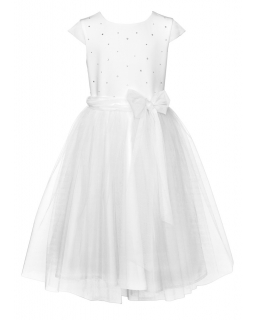 Dziewczęca sukienka do komunii, Girly dress for communion, sklep
