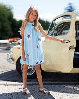 Sukienka w stylu bombki, dress for girl, webshop, sklep internetowy