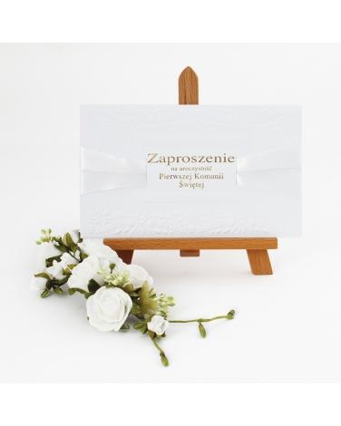 Zaproszenie na komunię, komunijne, communion invitation, sklep online