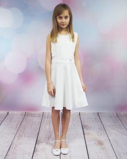 Pokomunijna sukienka dla dziewczynki, Communion dress for a girl