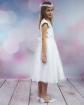 Sukienka dla dziewczynki na komunię, A girl's dress for communion