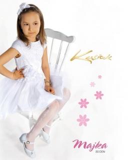 Rajstopy dla dziewczynki, gładkie, tights for girl, sklep internetowy