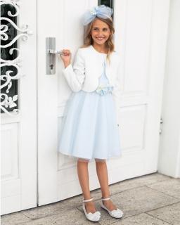 Bolerko dla dziewczynki, bolero jacket for girl, sklep online, webshop