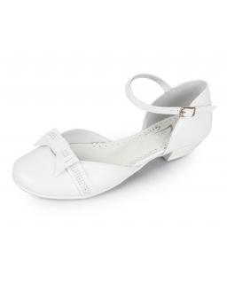 Białe buty dla dziewczynki, Communion shoes for girl, Sklep, webshop