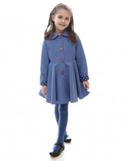 Wiosenny płaszcz dla dziewczynki, coat for girl, webshop, sklepki