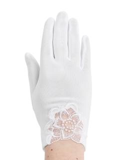 Rękawiczki komunijne K35