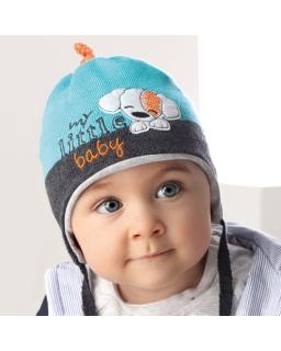Wiosenna czpaka dla chłopca, spring hat for boy