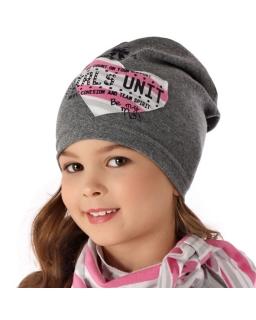Wiosenny komplet dla dziewczynki, spring hat for girl, webshop, sklep
