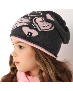 Czapka dla dziewczynki, na wiosnę, cap for girl, webshop, sklep online