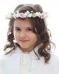 Wianek dla dziewczynki na komunię, communion wreath, webshop, sklep