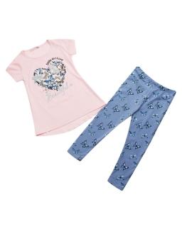 Komplet dla dziewczynki, set for girl, dwuczęściowy, sklep online