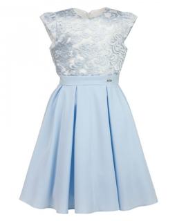 Sukienka dla dziewczynki, z koronką, dress for girl, sklep, webshop