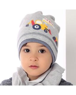 Wiosenna czapka dla chłopca, spring hat for boy, webshop, sklep online