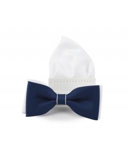 Klasyczna muszka dla chłopca, classic bow tie