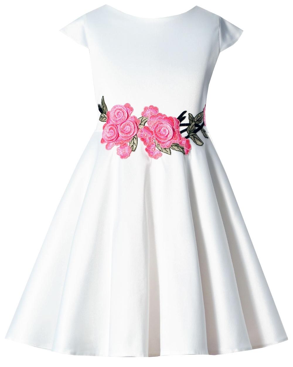 7434ba2395 Allegro Sukienki Dla Dziewczynek 134 - 0425