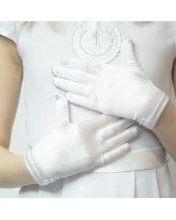 Rękawiczki komunijne RR07