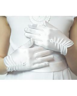 Rękawiczki komunijne RR02