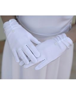 Rękawiczki komunijne KB19