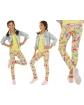 Legginsy dla dziewczynek bawełniane kolorowe getry sklep internetowy shop