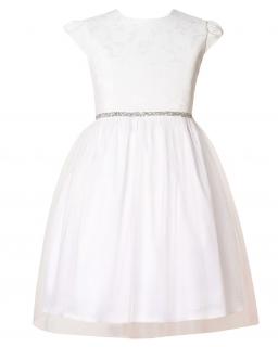 Sukienki dla dziewczynek na wesele komunię urodziny tiulowe polskie Blumore