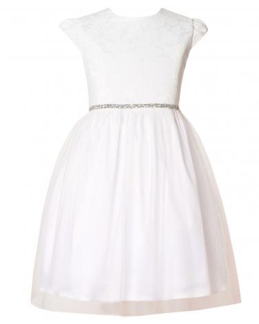 3aca107f78 Sukienki dla dziewczynek na wesele komunię urodziny tiulowe polskie Blumore