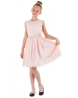 Sukienka dla dziewczynki, różowa, koronkowa, dress for girl, sklep