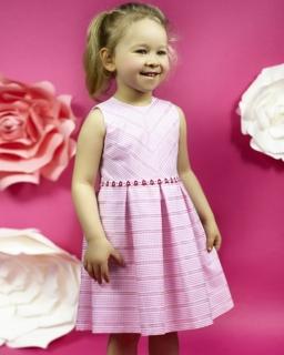 Sukienka dla dziewczynki, lato, elegancka sklep webshop for a girl
