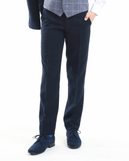 Chłopięce spodnie w kant, boys' trousers