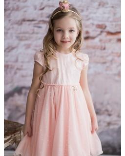 Sukienka w kropki dla dziewczynki, dress for girl, sklep internetowy