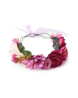 Wianek dla dziewczynki, regulowany, wreath for girl, sklep online