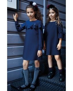 Sukienka dla dziewczynki, Dress for girl, elegancka galowa szkolna