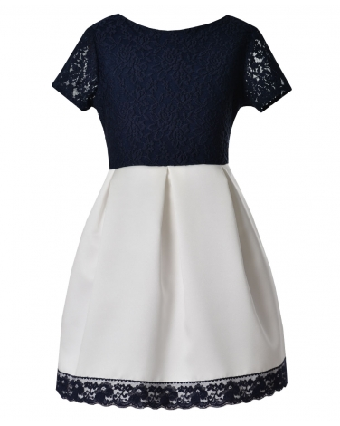 Sukienka Dla Dziewczynki Koronkowa Na Wesele Dress For Girl Sklep