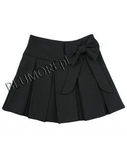 5b9c44ed Czarna spódniczka dla dziewczynki 122- 158 Luiza