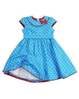 Bawełniana sukienka dziewczęca, Cotton girl's dress, sklep online
