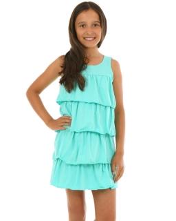 Sukienka z falbanami, na lato, dress for girl, new, online shop